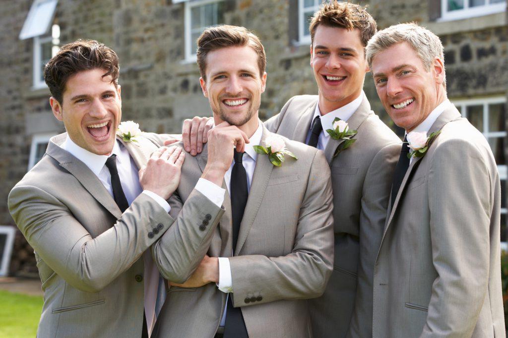 Bild Trauzeugen auf einer Hochzeit
