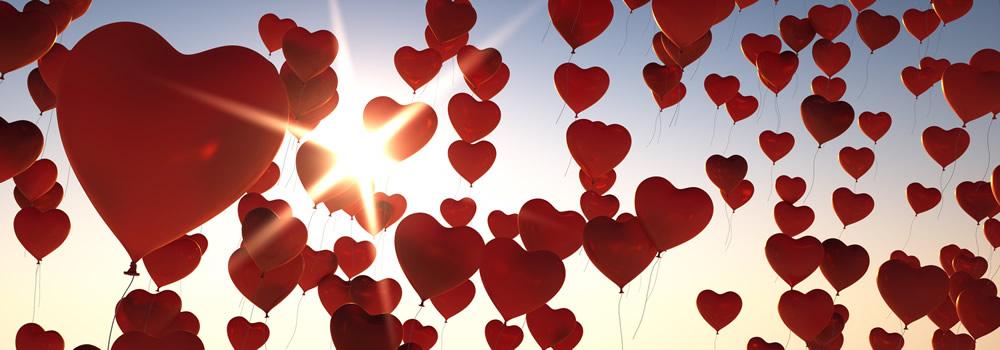 Hochzeitsdeko Ballon
