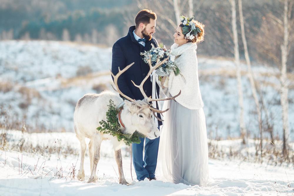 Hochzeitsmotto Winter