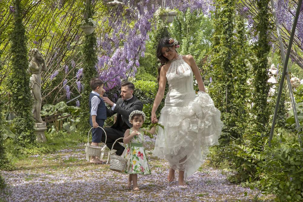 Hochzeitsmotto Feen Farben