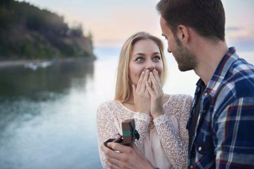 Der perfekte Ring für Euren Heiratsantrag
