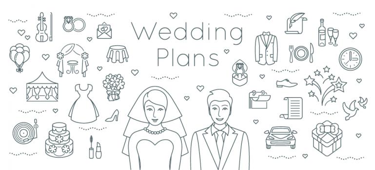 15 Tipps, die für die Hochzeitsvorbereitungen unentbehrlich sind
