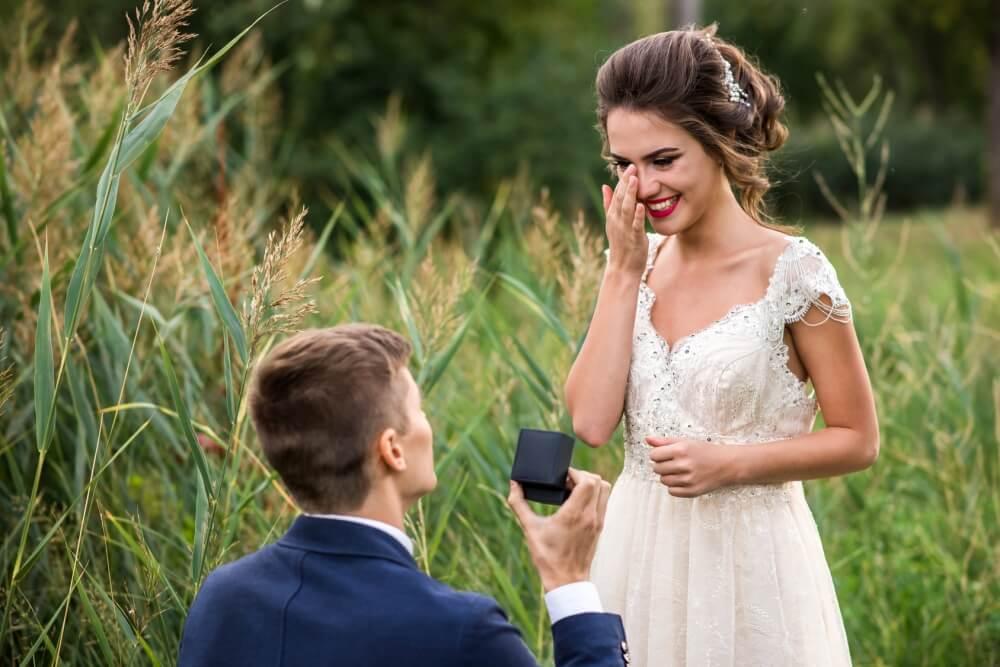 Verlobung - der perfekte Antrag