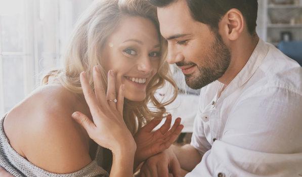 Welcher Verlobungsring passt zu ihr?