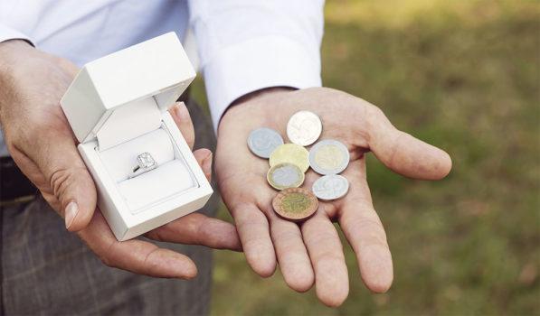 Wie viel sollte ein Verlobungsring kosten?
