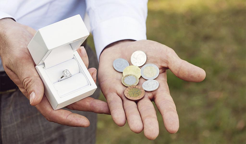 Kosten Verlobungsring