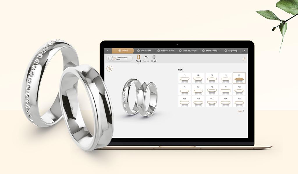 Das Ringprofil - die Basis für Stil und Tragekomfort