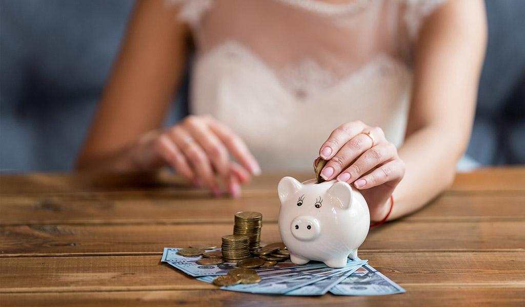 Das Hochzeitsbudget: Wieviel kostet eine Hochzeit?