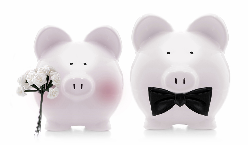 Günstig heiraten - 15 Spartipps für eure Hochzeit