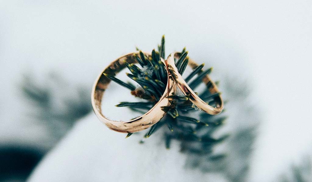 Tips on Outdoor Winter Wedding